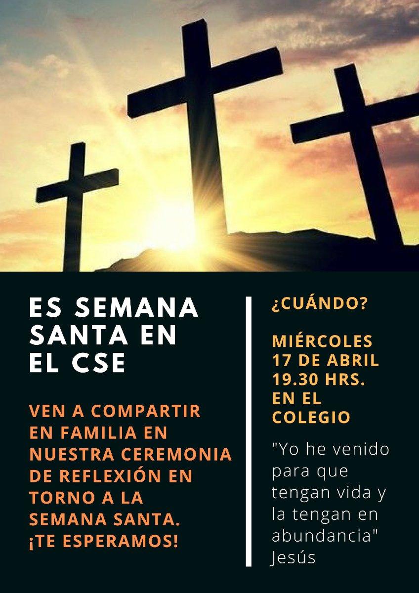 Semana Santa en CSE